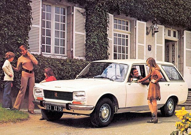 Seriál: Evropské Automobily roku. Peugeot 504 (1969)