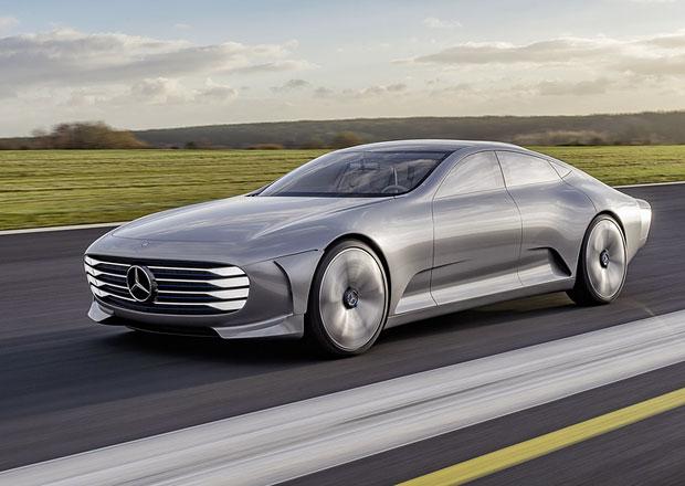 Mercedes-Benz Concept IAA: Velká fotogalerie a nová videa