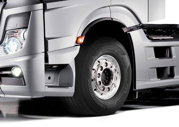Pneu Hankook pro Mercedes-Benz Actros: Do prvov�roby