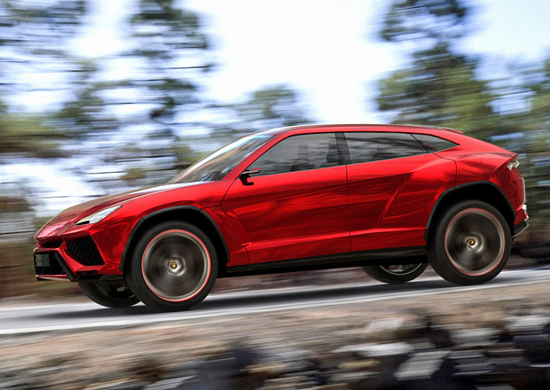 Lamborghini hl�s� rekordn� prodeje a zah�jen� p��prav na v�robu SUV