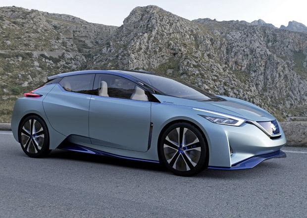 Nissan nab�dne elektromobil se spalovac�m motorem