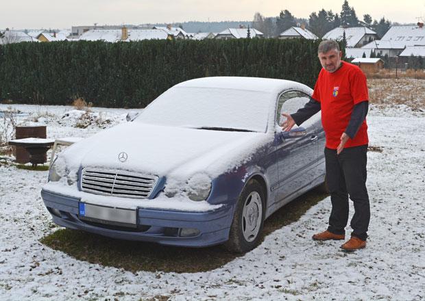 Jak na zamrzlý vůz: Babo, neraď