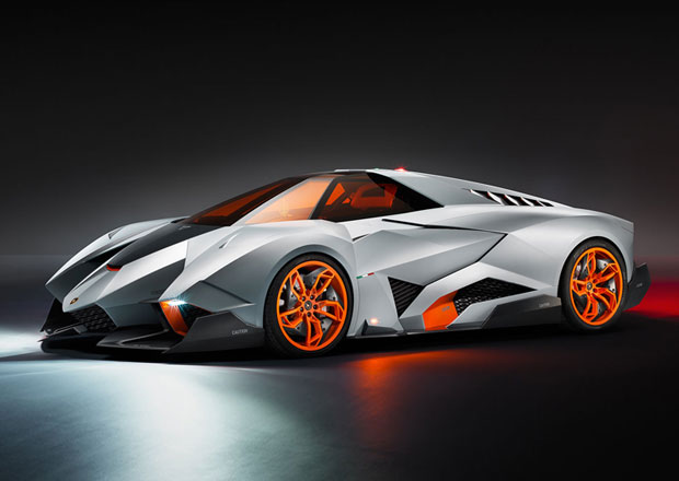 Lamborghini si nechalo registrovat ozna�en� Egoista