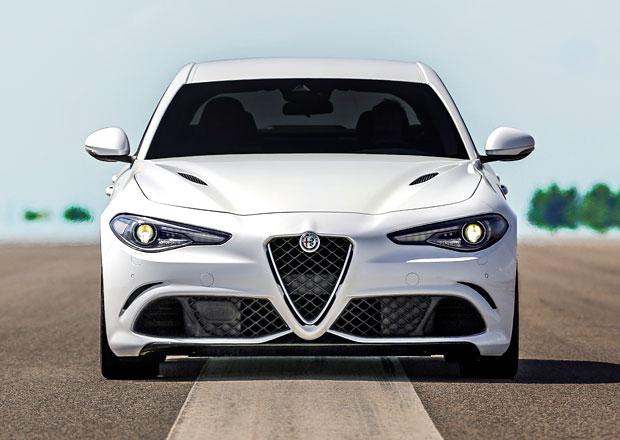 Alfa Romeo Giulia: Mohou za zpo�d�n� modelu �patn� v�sledky crashtest�?