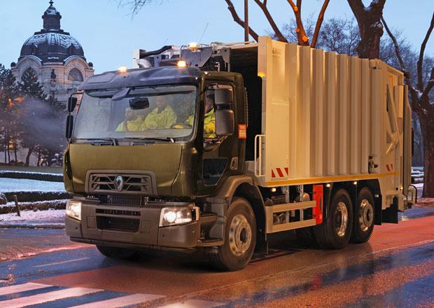Renault Trucks představil D Wide 11L