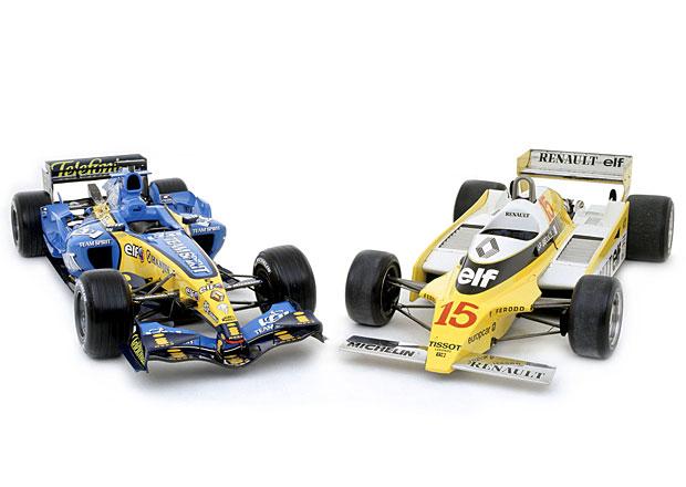 Je to tady! St�j Renault se ofici�ln� vrac� do Formule 1