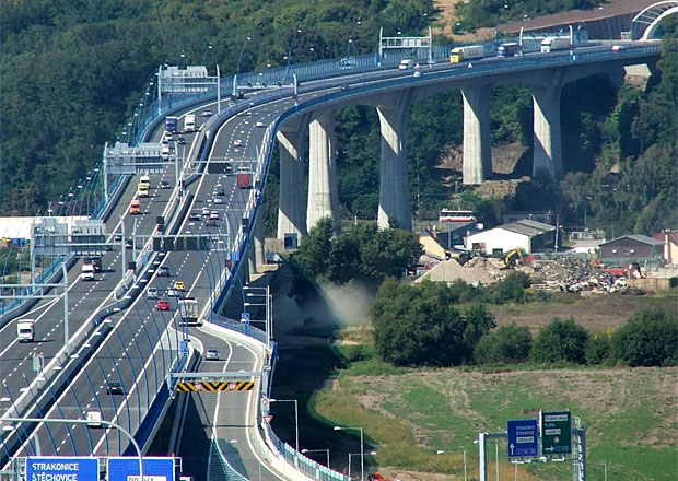 Na Pražském okruhu se snížila povolená rychlost, kvůli EU
