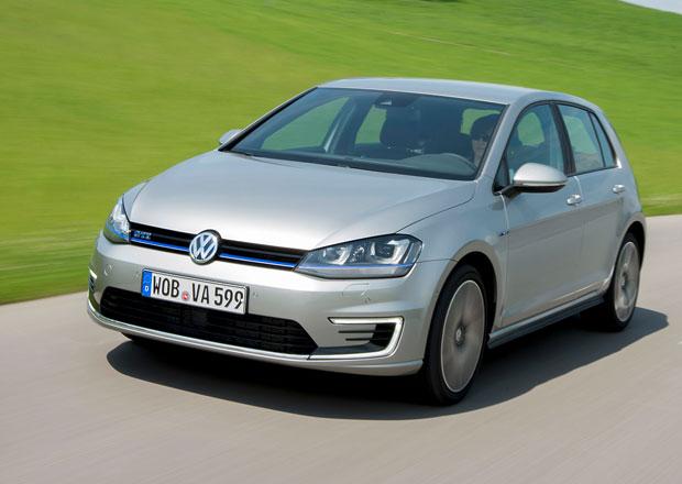 Volkswagen Golf GTE: Sportovní plug-in hybrid je dražší než Golf R