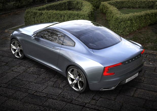 Volvo zřejmě vrátí do nabídky kupé