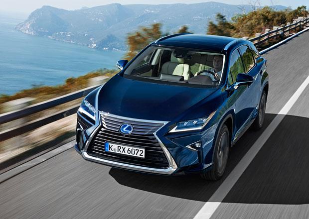 Jízdní dojmy Lexus RX: Luxusně a hybridně