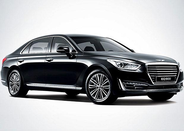 Genesis G90: První opravdu luxusní Hyundai je tady