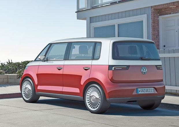 Volkswagen připravuje nový koncept elektrického Bulli