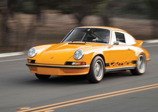 Porsche 911 Carrera 2.7 RS: Devětsetjedenáctka za 25 milionů korun