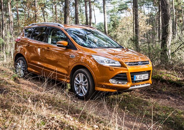 Ford sází na pohon všech kol. Jak jeho novinky fungují?