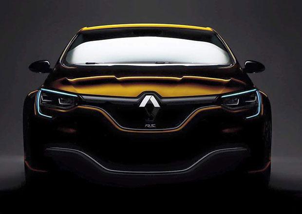 Renault Mégane RS nové generace: Pravé snímky, nebo výtvor grafika?