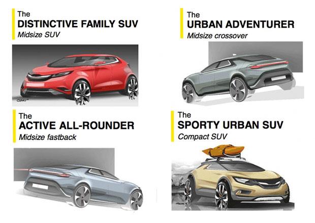 NEVS p�ipravuje �ty�i nov� modely. Jm�no Saab ani logo ale neponesou