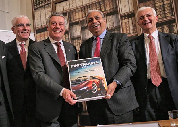Mahindra má smělé plány s Pininfarinou
