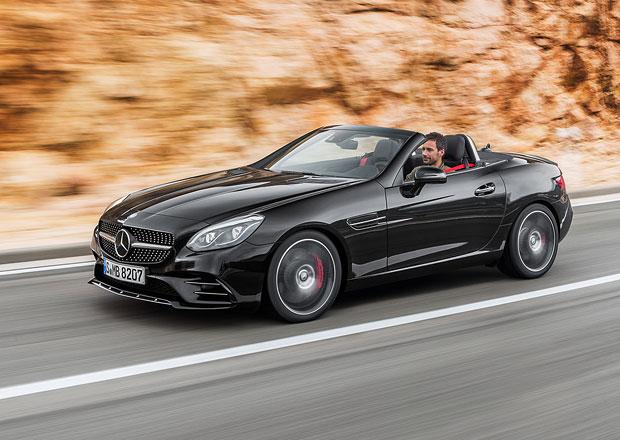Mercedes-Benz SLC: SLK mění jméno i vzhled. AMG už bez osmiválce.