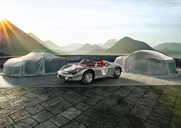 Porsche 718: Nové čtyřválce pro Boxster a Cayman detailně