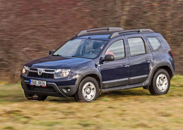 Ojetá Dacia Duster: Rumunská náhrada za Nivu