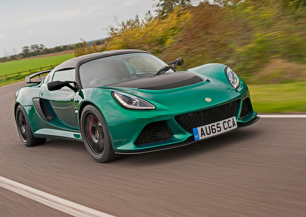 Lotus Exige Sport 350 nahrazuje Exige S. Kila musela dolů! (+video)