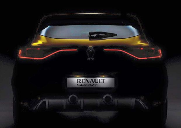 Nov� Renault M�gane RS: Dne�n� dvoulitr skon��, kv�li emis�m