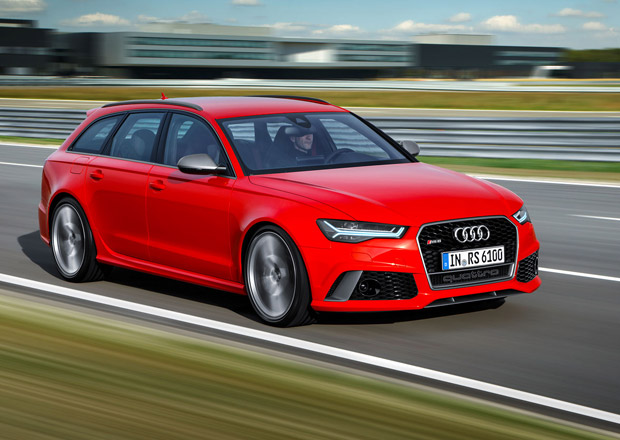 P�ipravuje Audi model RS 6 allroad quattro?