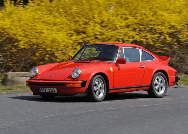 Za volantem Porsche 912E: Chceme další levné Porsche!!!
