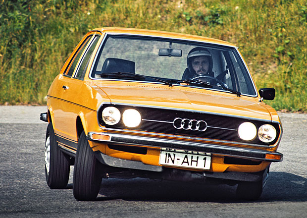 Evropské Automobily roku: Audi 80 (1973)
