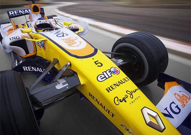 Renault koupil Lotus F1 Team. Za 37 korun...