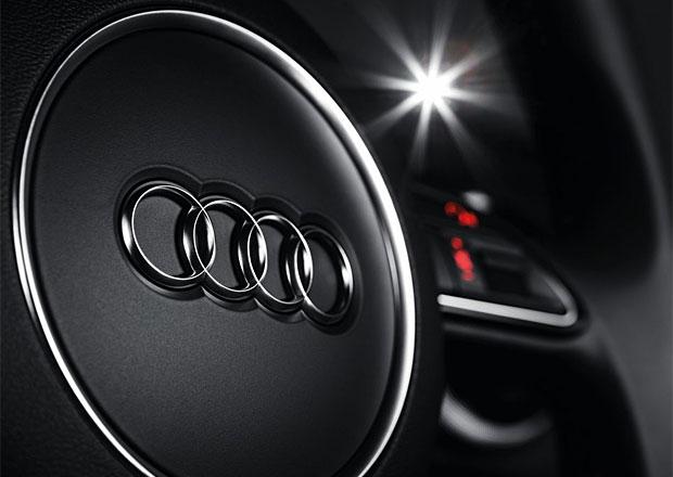 Automobilka Audi příští rok mírně omezí investice