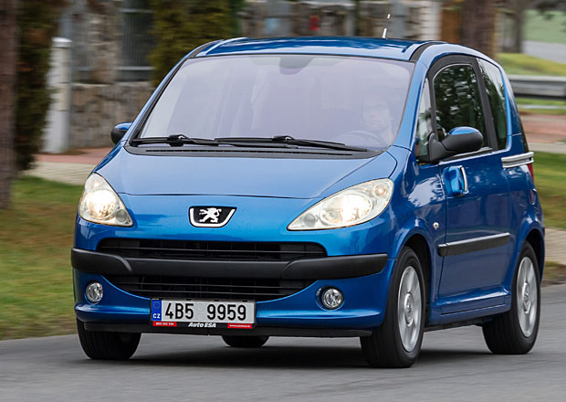 Ojetý Peugeot 1007 (2005-2009): Má ho vůbec někdo rád?
