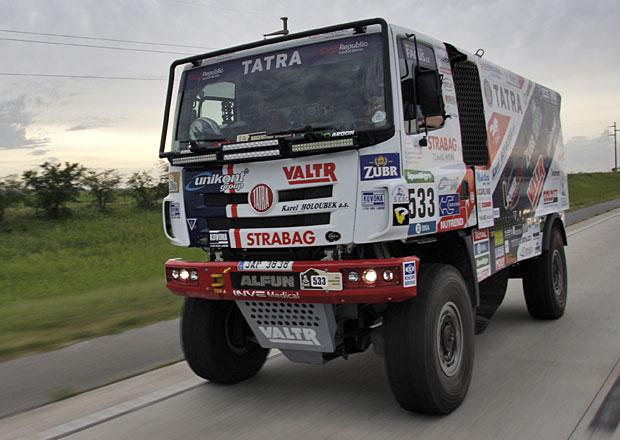 Dakar �iv�: Prvn� etapa byla zru�ena kv�li extr�mn�mu po�as�, nikdo nevyjel na tra�