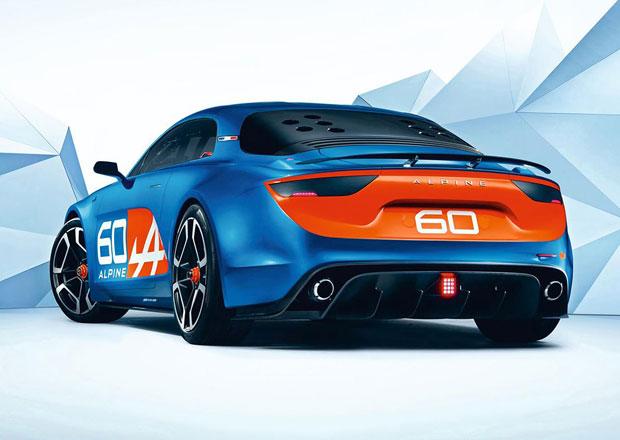 Alpine A120: Premiéra sériové podoby již příští měsíc