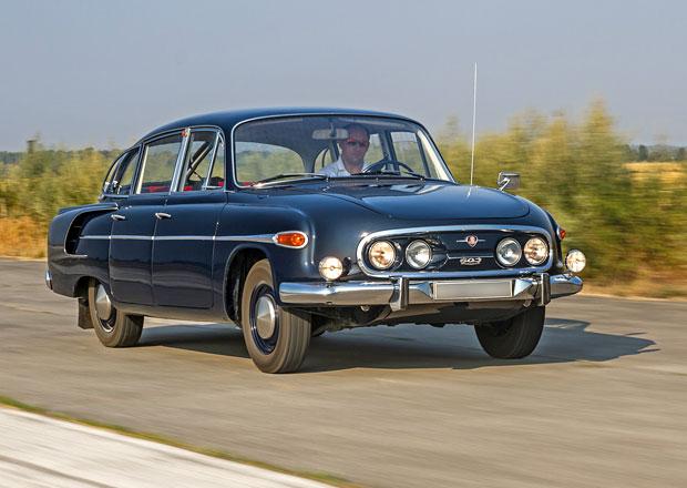 Za volantem Tatry 2-603: Obdivovaná i zatracovaná