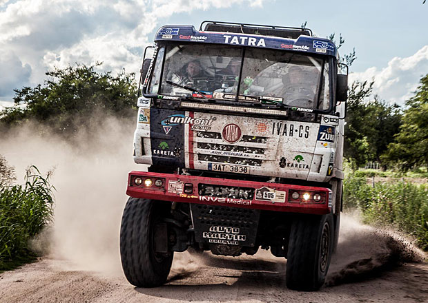 Dakar živě: Druhá etapa. Jako na WRC!