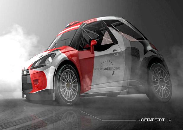 S�bastien Loeb se vrac� do rallye