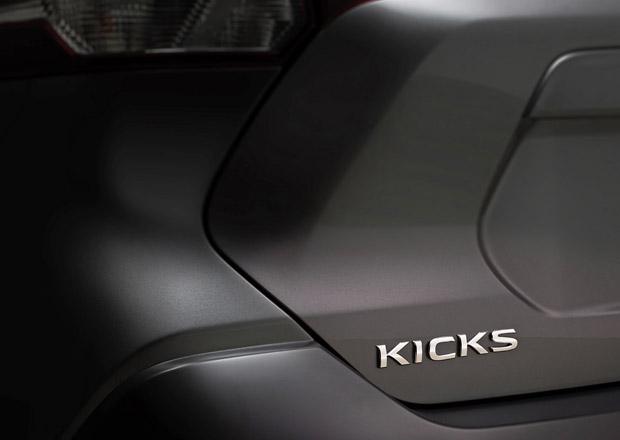 Nissan potvrdil malý crossover Kicks