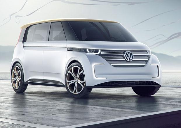 Volkswagen Budd-E: Elektrický Busík. Konec aut se spalovacími motory?