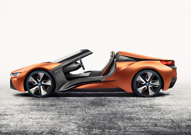 BMW na CES: Jedno i8 bez zrcátek a druhé bez dveří