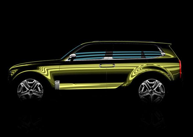 Kia uk�e studii nov�ho SUV