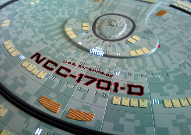 Po Ostravě bude jezdit auto s označením hvězdné lodi Enterprise