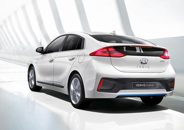 Hyundai Ioniq: Korejsk� Prius se p�edstavuje