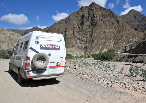 Dakar živě: Jsme v Bolívii. Je nádherná a extrémně nebezpečná. (+video)