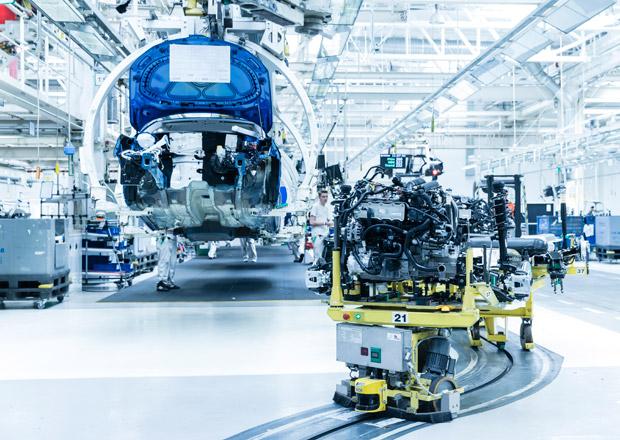 České automobilky v roce 2015 vyrobily rekordních 1,3 milionu aut