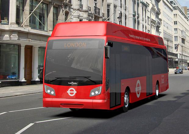 Van Hool dod� vod�kov� autobusy pro Lond�n