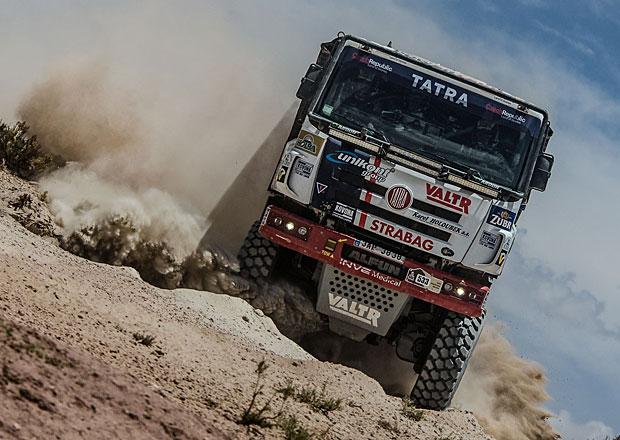 Výsledkový servis Rallye Dakar: 6. etapa - Kolomý udržel šanci