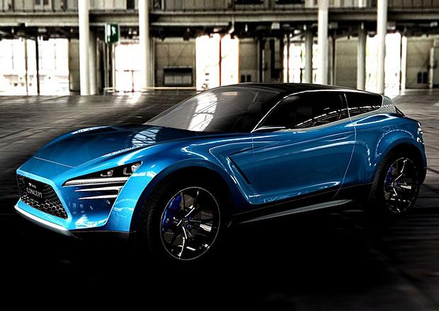 Toyota ViRA: Hot-hatch na chůdách