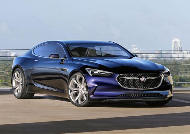 Buick a Chrysler: Američané odhalují novinky před Detroitem