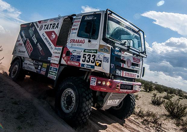 Výsledkový servis Rallye Dakar: 8. etapa - Loeb havaroval, Valtr čtvrtý (aktualizováno)